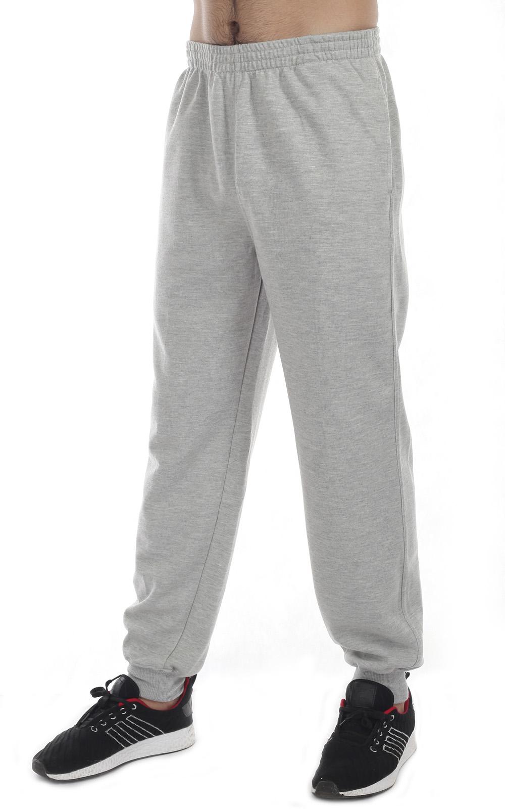 Купить в интернет магазине мужские спортивные штаны с манжетами