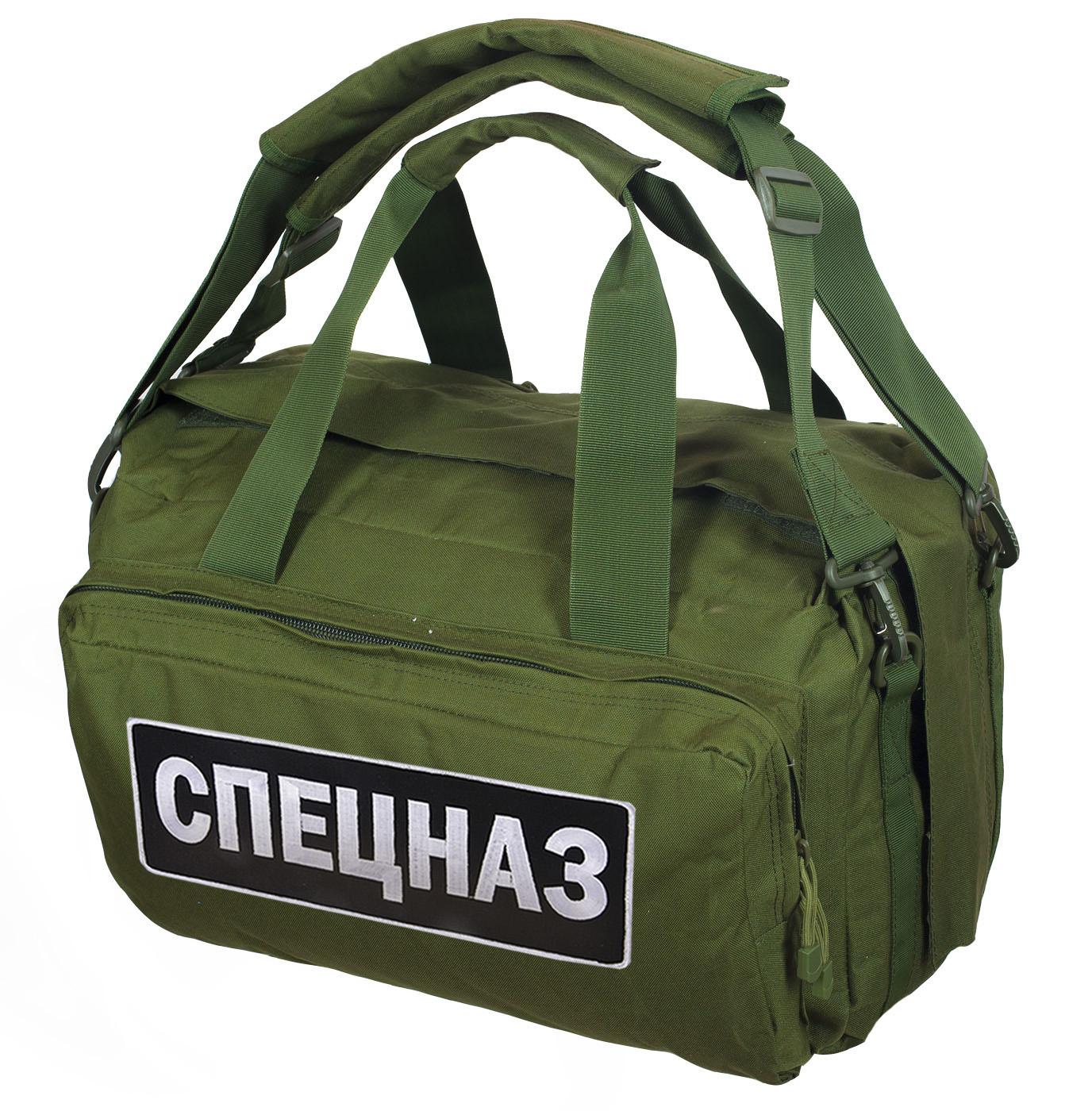 Недорогое обмундирование спецназа – сумки и рюкзаки