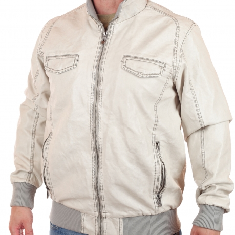 Мужская демисезонная куртка Identic (Италия). Популярный фасон «bomber  jacket». Стильный 2a47ddcb2c8d4