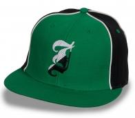 Мужская кепка-бейсболка snapback.