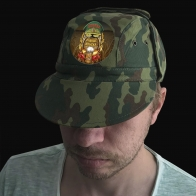 """Мужская кепка """"Пивные войска. Генерал"""""""