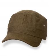 Мужская милитари кепка-немка