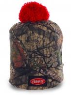 Мужская оригинальная шапка Peterbilt с помпоном. Камуфляж. Согреет в любую погоду