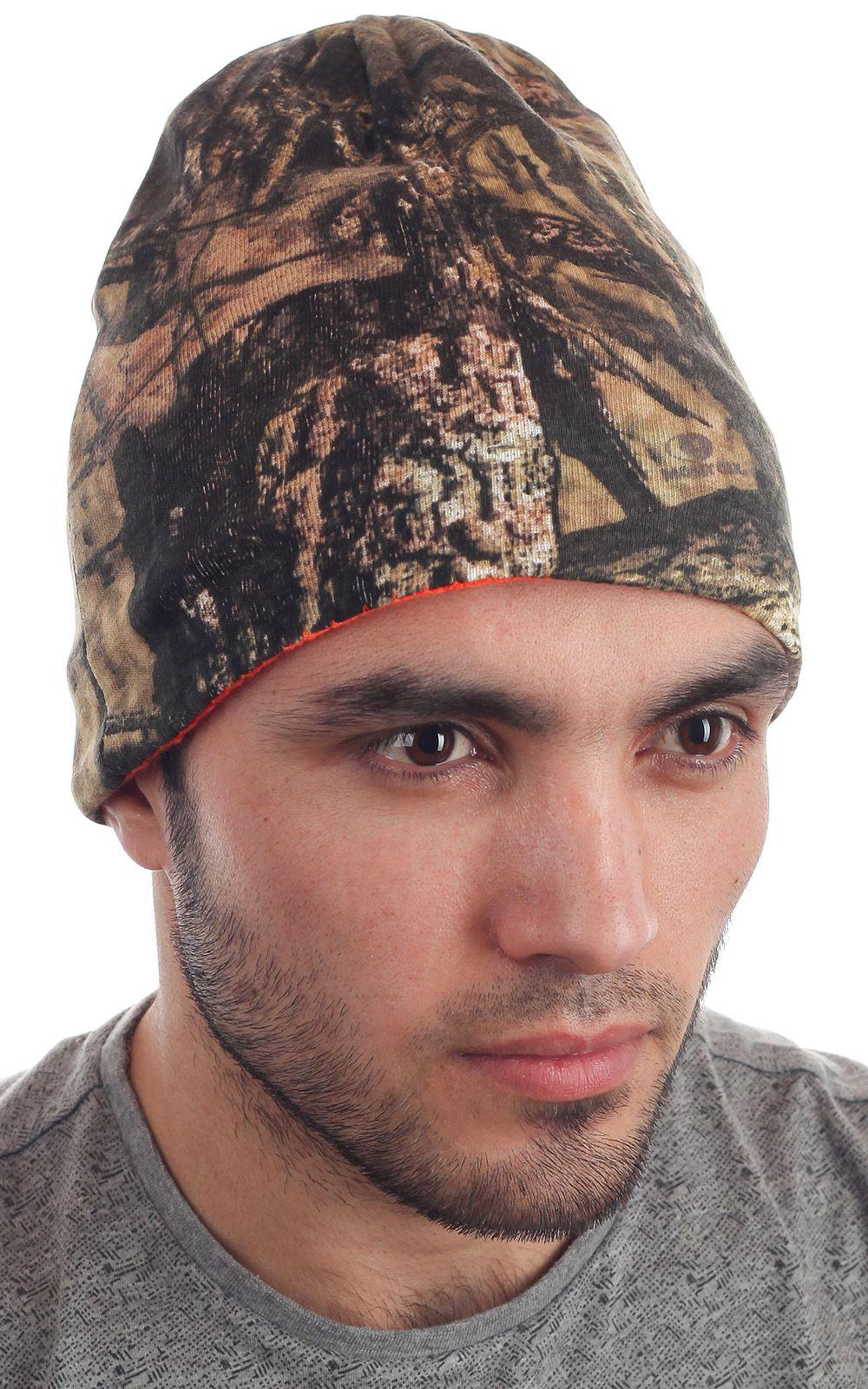 Купить вязаную шапку для охоты