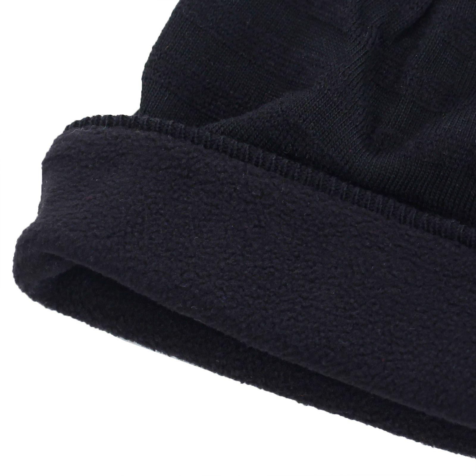 Купить мужскую шапку из флиса