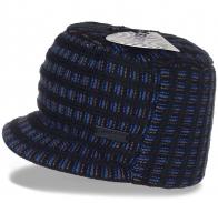 Мужская шапка-кепка на флисе от Barts. Удобная повседневная модель для любой погоды