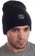 Хит сезона - молодежная шапка-носок от ANALOG