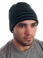 Мужская спортивная шапка из флиса