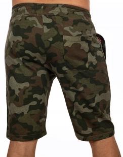 Заказать мужские армейские шорты с нашивкой Погранслужбы