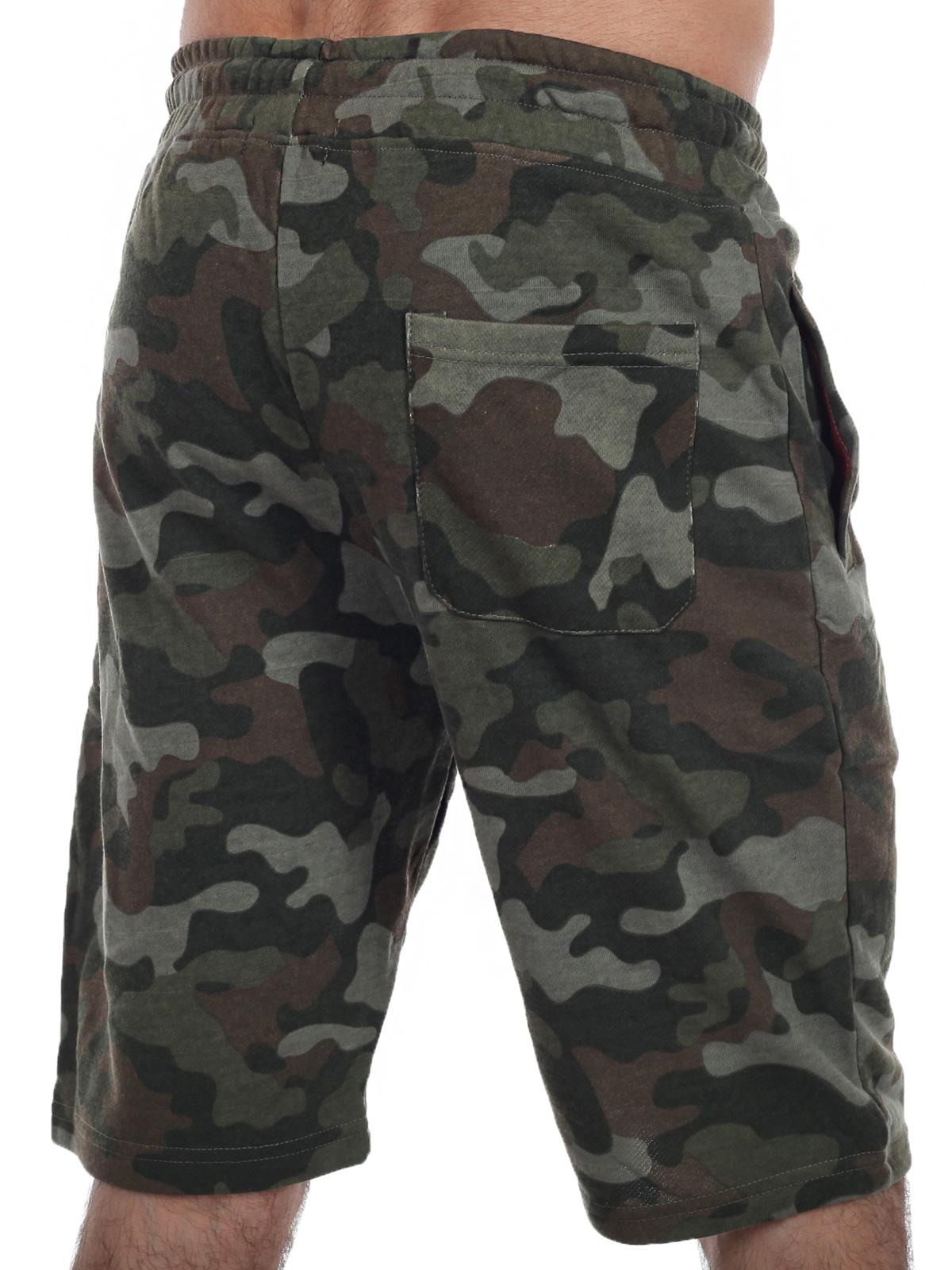 Мужские шорты IZZUE в стиле милитари