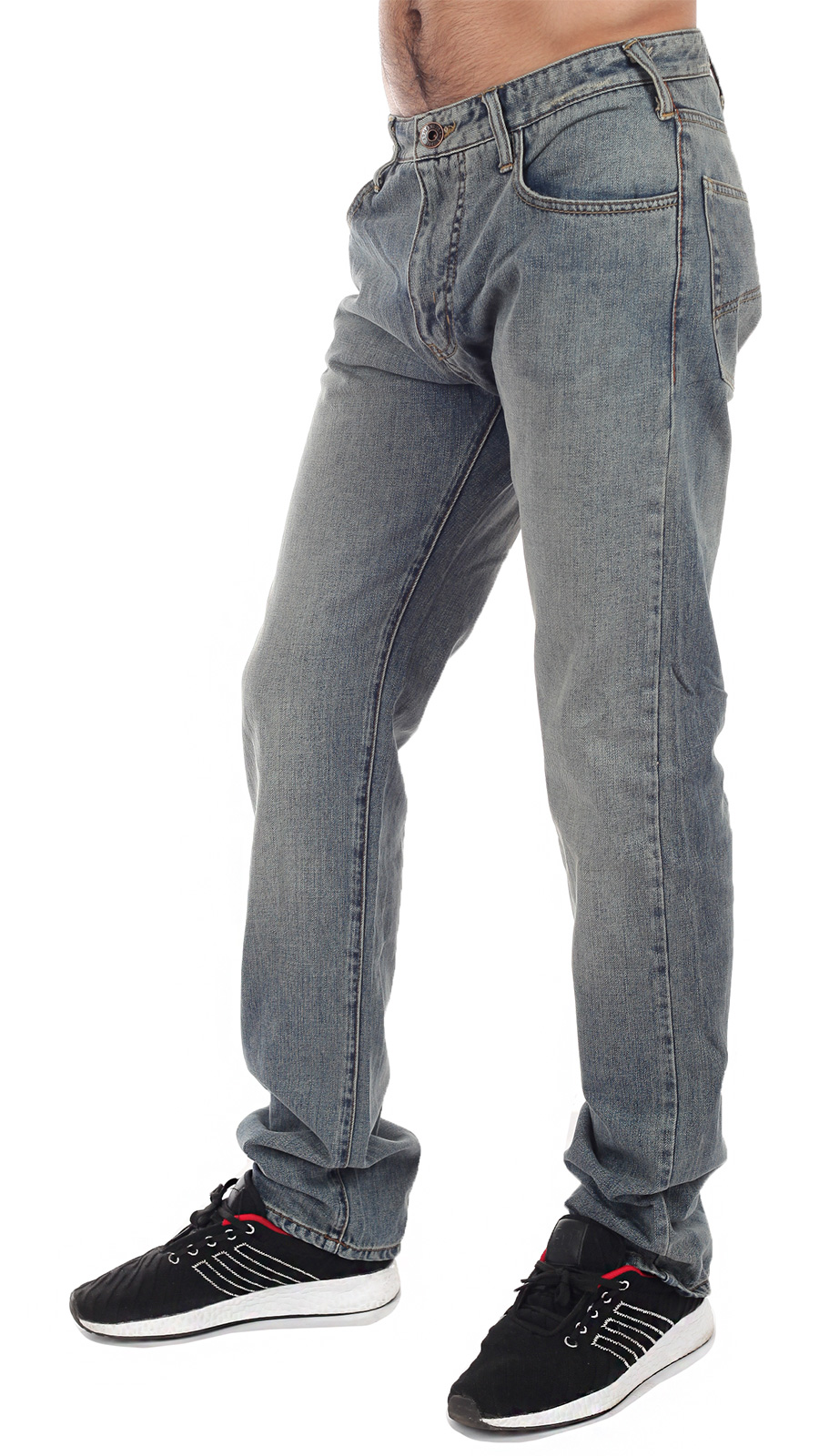 Неубиваемые мужские джинсы