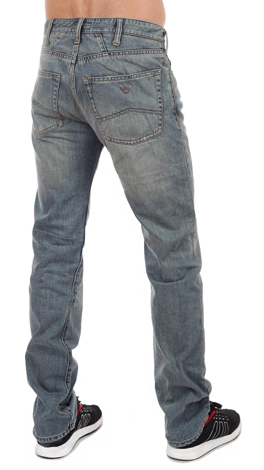 Купить в интернет магазине серые мужские джинсы