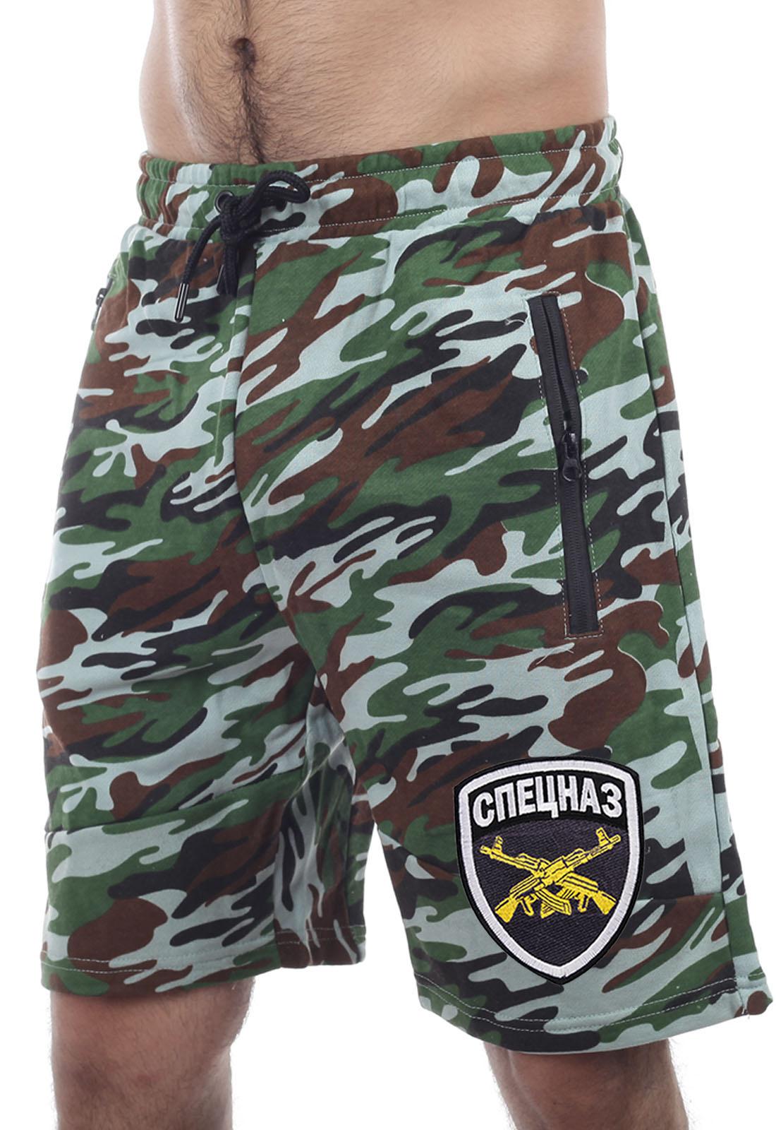 Купить в военторге Военпро крутые спецназовские шорты для мужчин