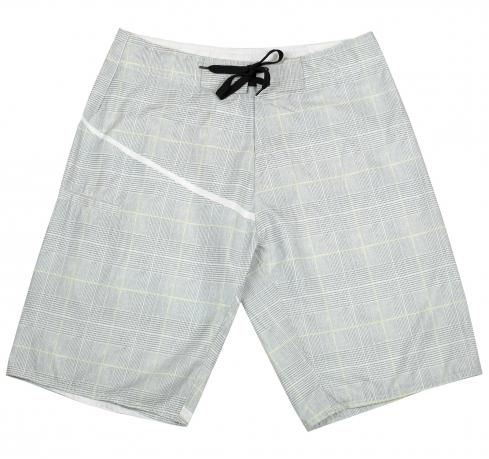 Мужские шорты в полосатую клетку IslandHaze