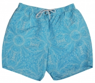Мужские шорты водной тематики