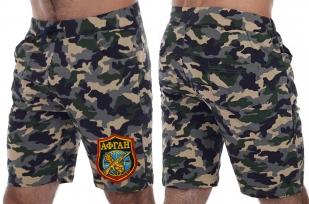 Мужские удлиненные шорты заказать в Военпро
