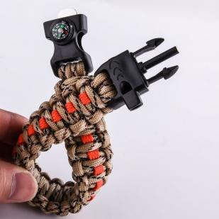 Мужской браслет на запястье - пряжка-фастекс