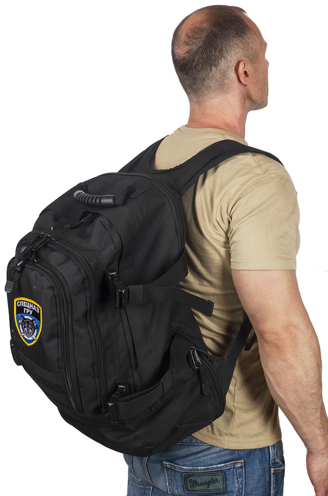Купить в интернет магазине недорогой спецназовский рюкзак