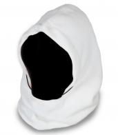 Мужской подшлемник белого цвета