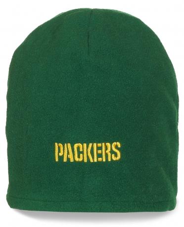 Мягкая шапка Packers. То, что нужно в прохладную погоду
