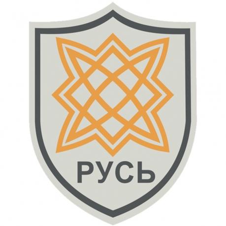 """Наклейка """"Славянская Русь"""""""