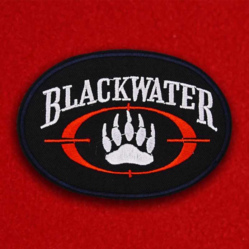 """Купить нашивки """"Blackwater"""" с доставкой"""