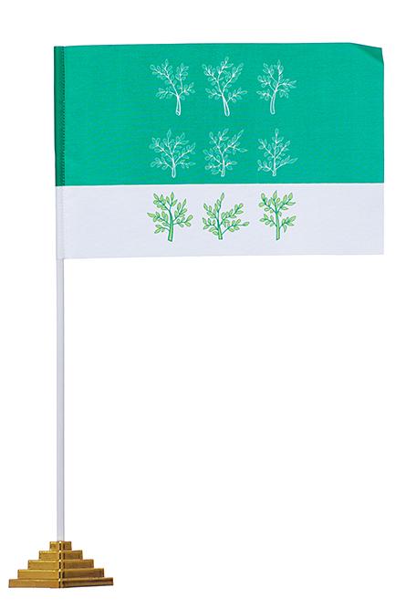 Настольный флаг Богородицкого района