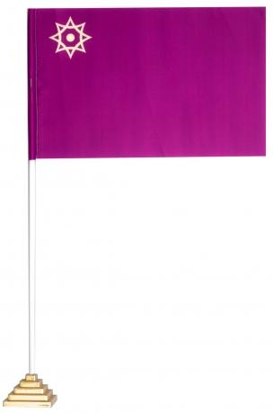 Настольный флаг Евразийского союза