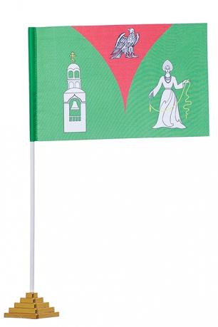 Настольный флаг Орехово-Зуевского района
