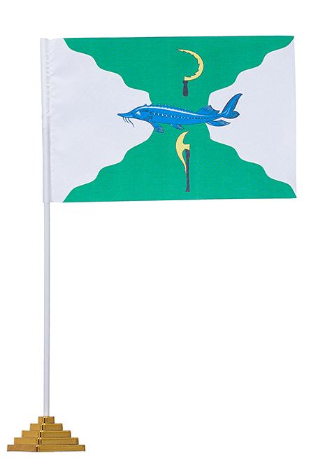 Настольный флаг Серебряно-Прудского района