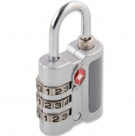 Навесной кодовый замок без ключа
