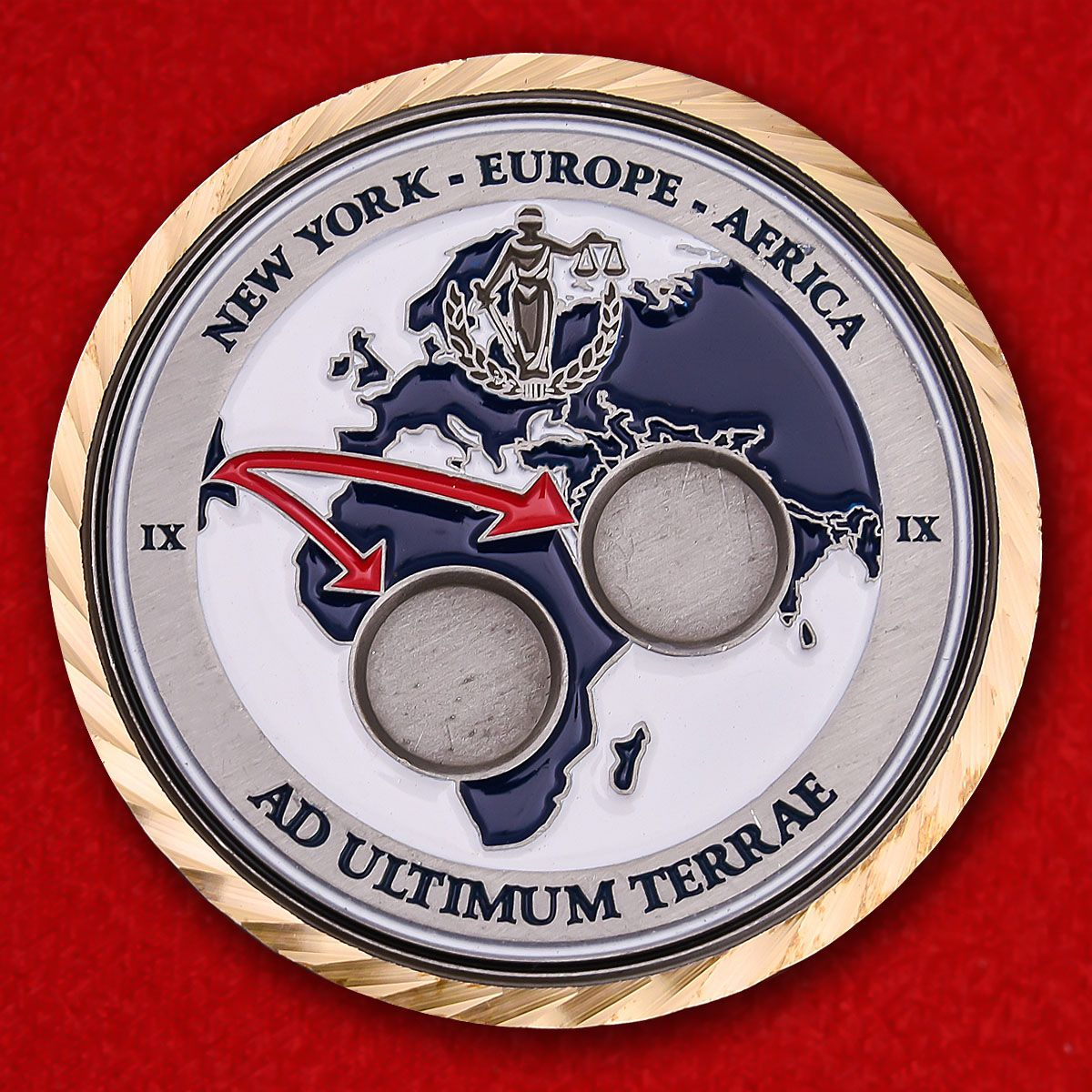 New York joint terrorism task force Challenge Coin