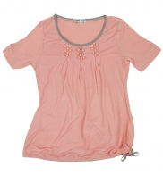 Нежная женская футболка от Mega Haosy®