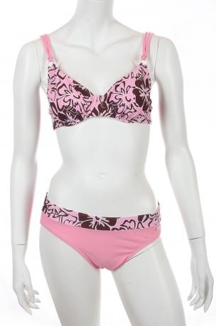 Нежно-розовый купальник