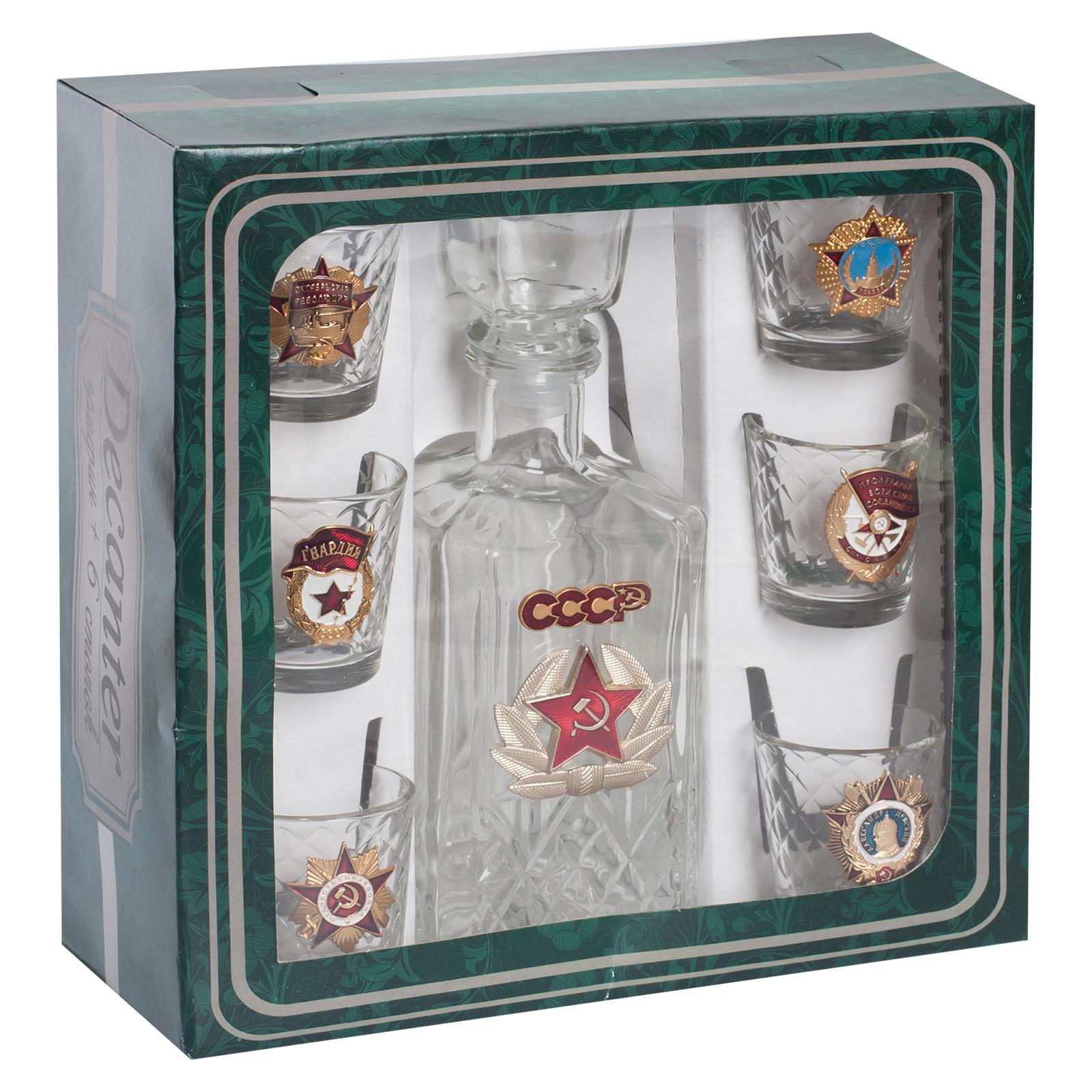 Новогодний подарок клиенту   Купить набор для алкоголя