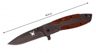 Нож Benchmade - общая длина
