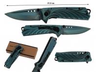 Нож Boker B112 складной полуавтомат