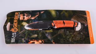 Нож Gerber Bear Grylls (Paracord knife) с доставкой