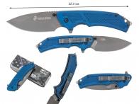 Нож морпехов MTech Ballistic USMC M-A1047BL