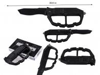 Нож окопного образца Black Legion BV303 (США)