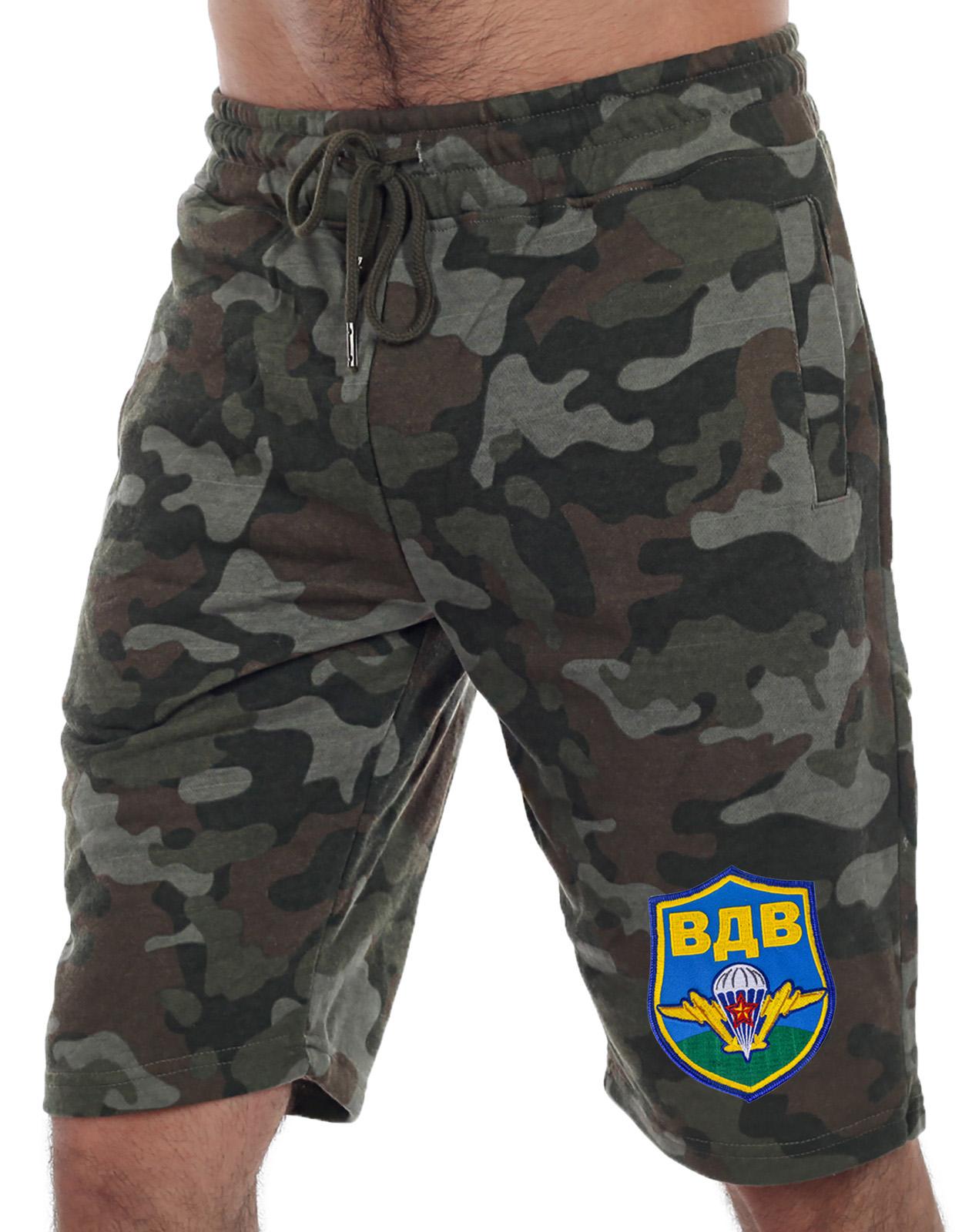 Сколько стоят фирменные мужские шорты? В Военпро очень дешево!