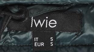 Очаровательная женская куртка от итальянского бренда Iwie - купить в подарок