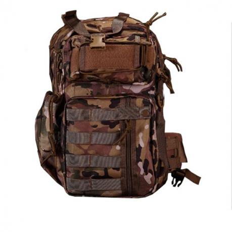 Однолямочный рюкзак Мaxpedition  камуфляж Multicam