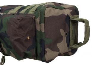 Однолямочный тактический рюкзак французский камуфляж
