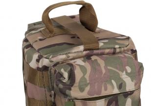 Однолямочный тактический рюкзак камуфляж Multikam