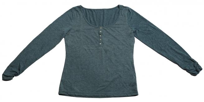 Однотонная серая кофточка New Look. Твой стильный образ на каждый день!