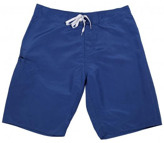 Однотонные синие шорты Islandhaze