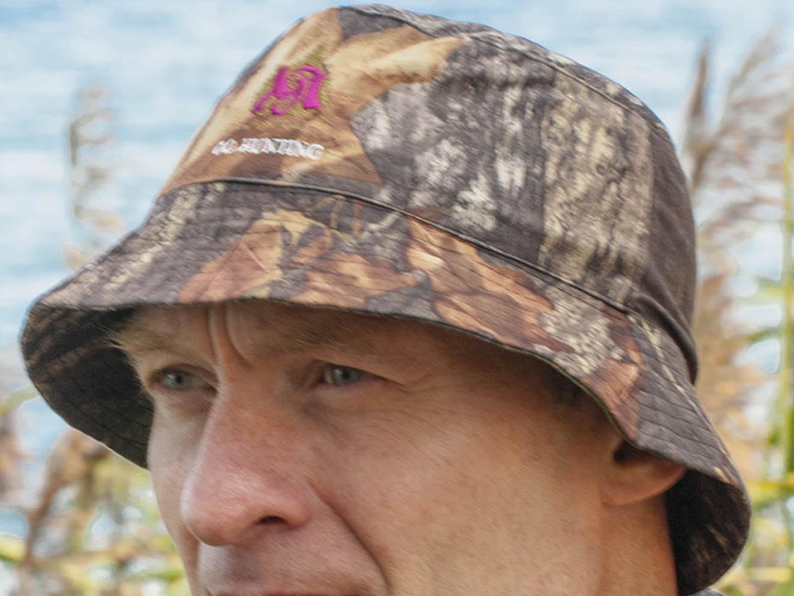 Парень, это ОНА! Охотничья панама Zong Mei в камуфляжной расцветке Realtree