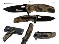 Охотничий складной нож Boker