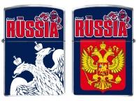 Зажигалка Герб России